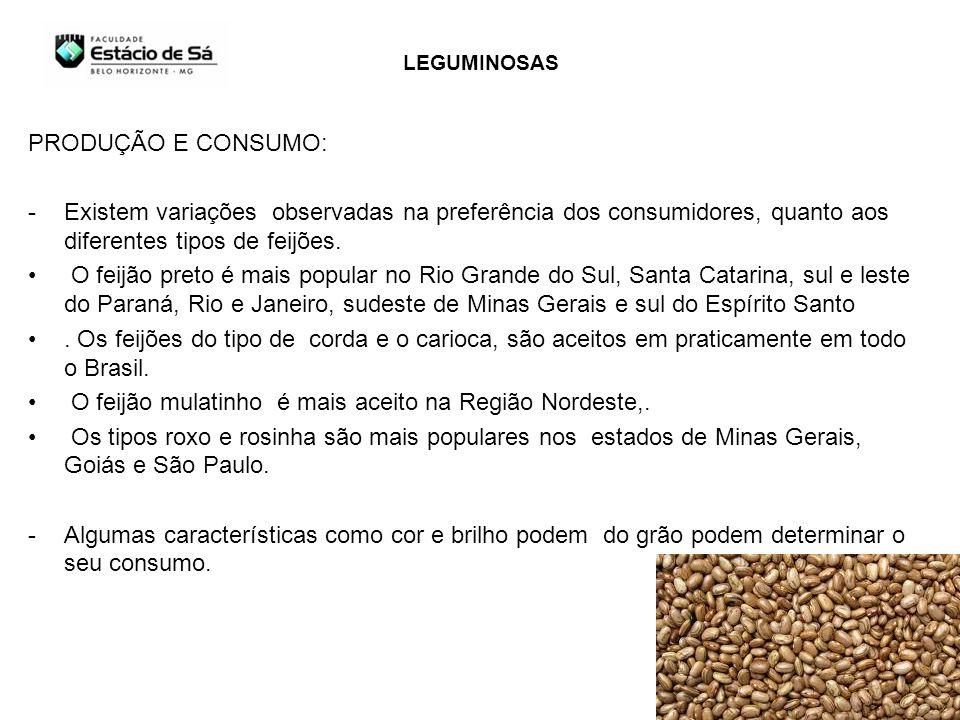 Cuidados no momento da compra -Importante verificar se a casca do feijão possui grãos homogêneos e brilhantes, isento de rachaduras.
