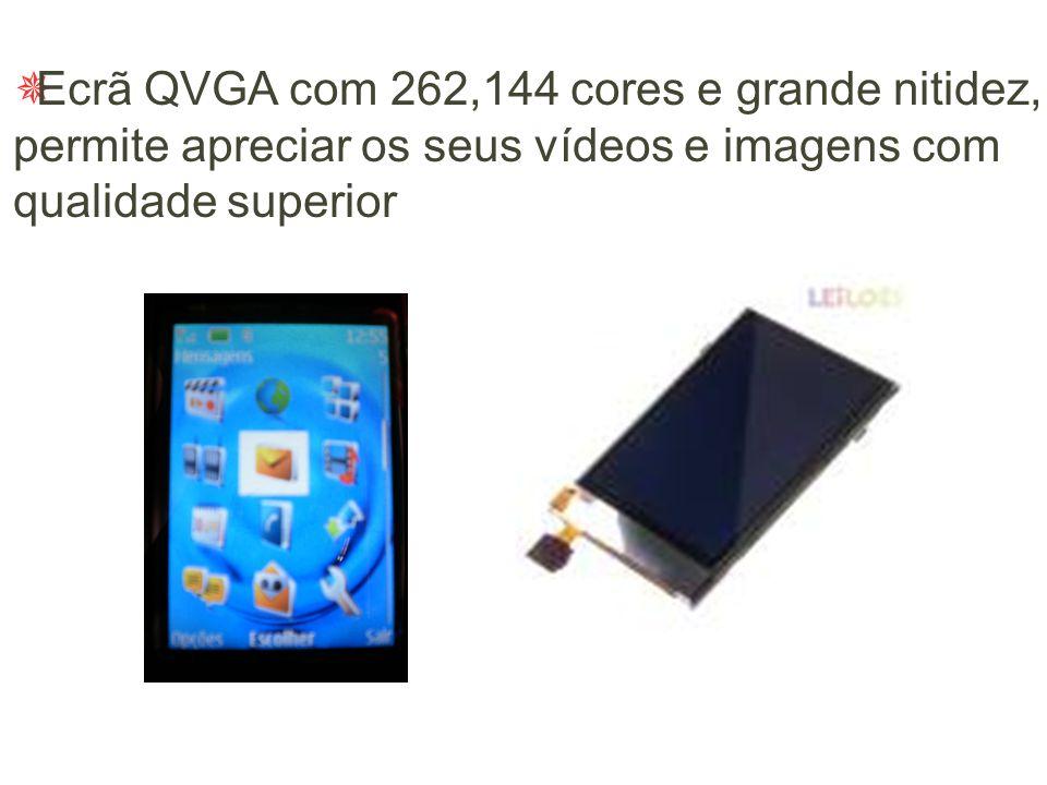 Nokia 6288 – Componentes  Superfícies estilizadas, de polimento perfeito, em negro ou branco  Formato em slide, com um design compacto e de fácil ut