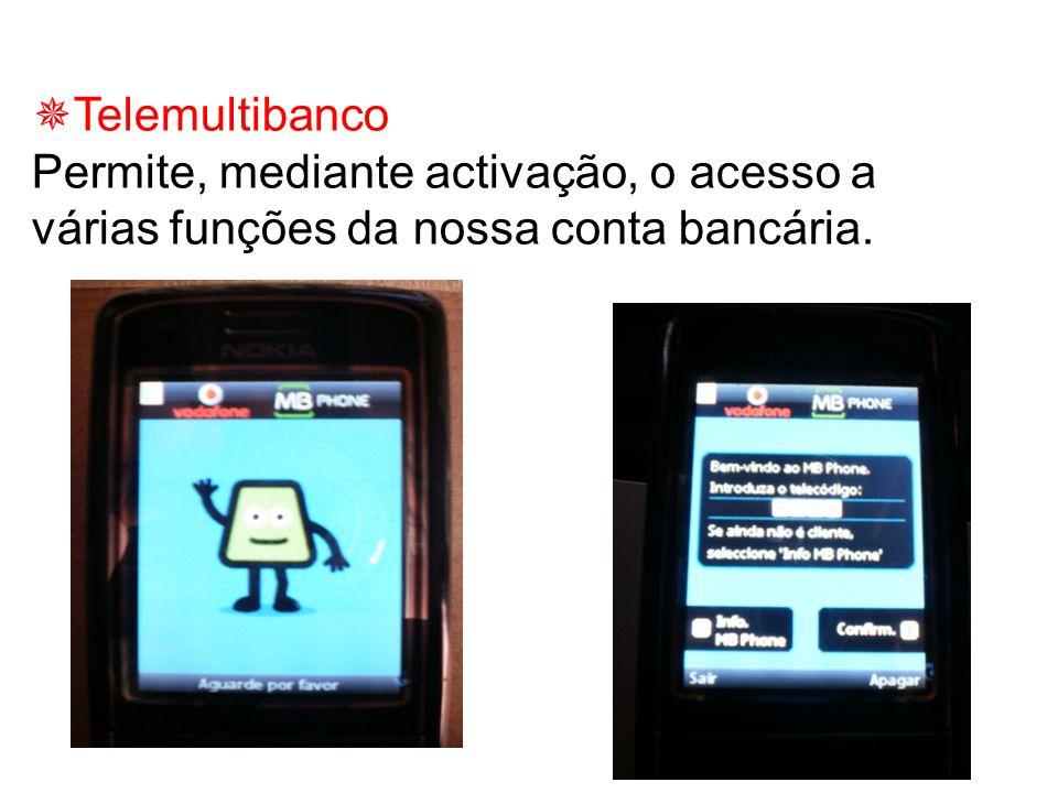  Messenger Permite o envio de mensagens instantâneas, sendo necessária uma conta activada com um fornecedor de dados.