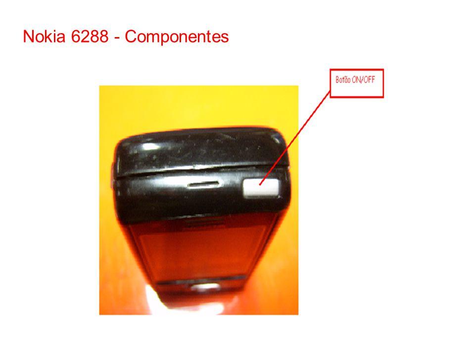 Nokia 6288 - Componentes