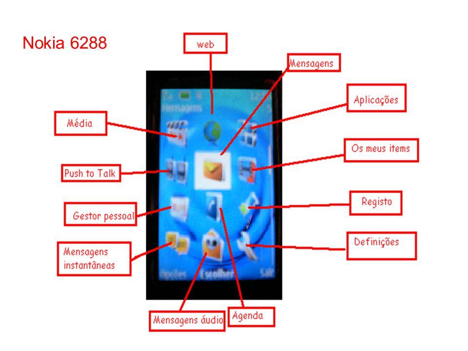  Agenda Permite gravar e modificar contactos e informações com eles relacionados.
