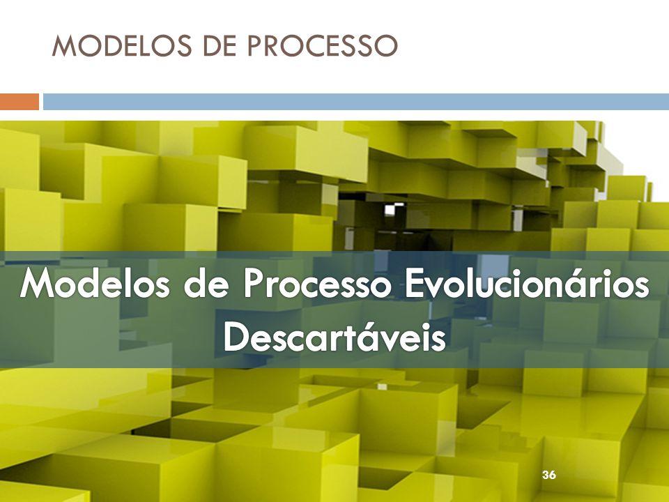 MODELOS DE PROCESSO 36