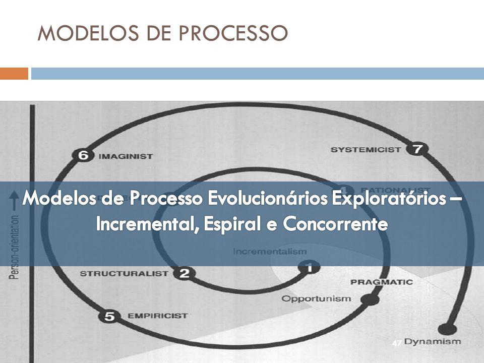 MODELOS DE PROCESSO 47