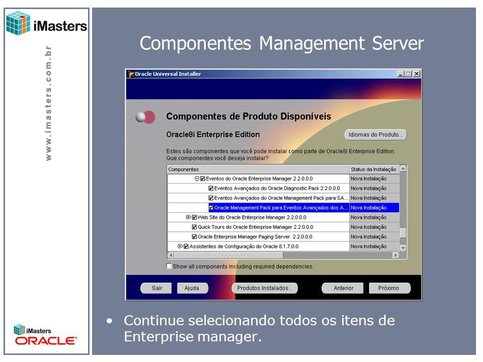 Universal Instaler Agora selecione o item Universal instaler, para auxuliá-lo na instalação.