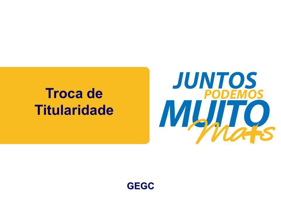Praça João Lisboa Troca de Titularidade GEGC