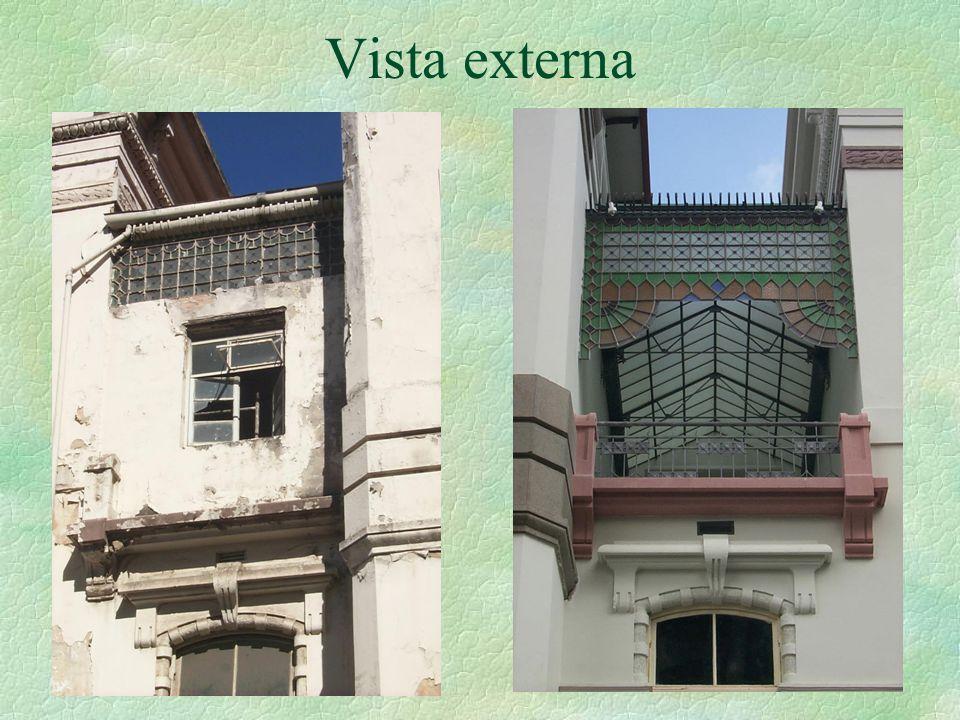 Vista externa