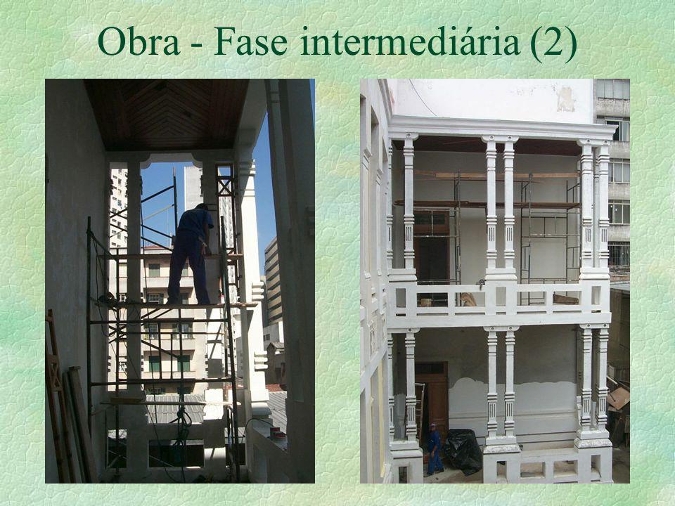 Obra - Fase intermediária (2)