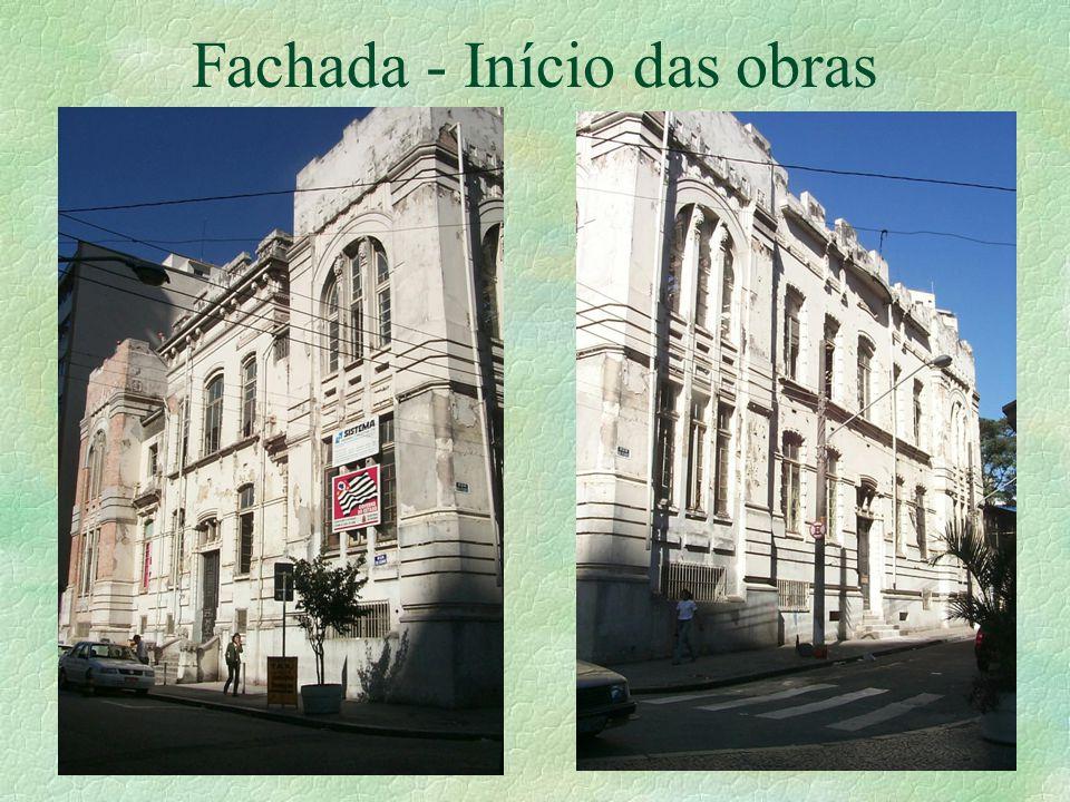 Rua do Carmo - Lateral direita