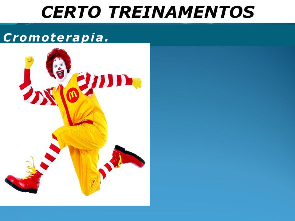 CERTO TREINAMENTOS Cromoterapia.