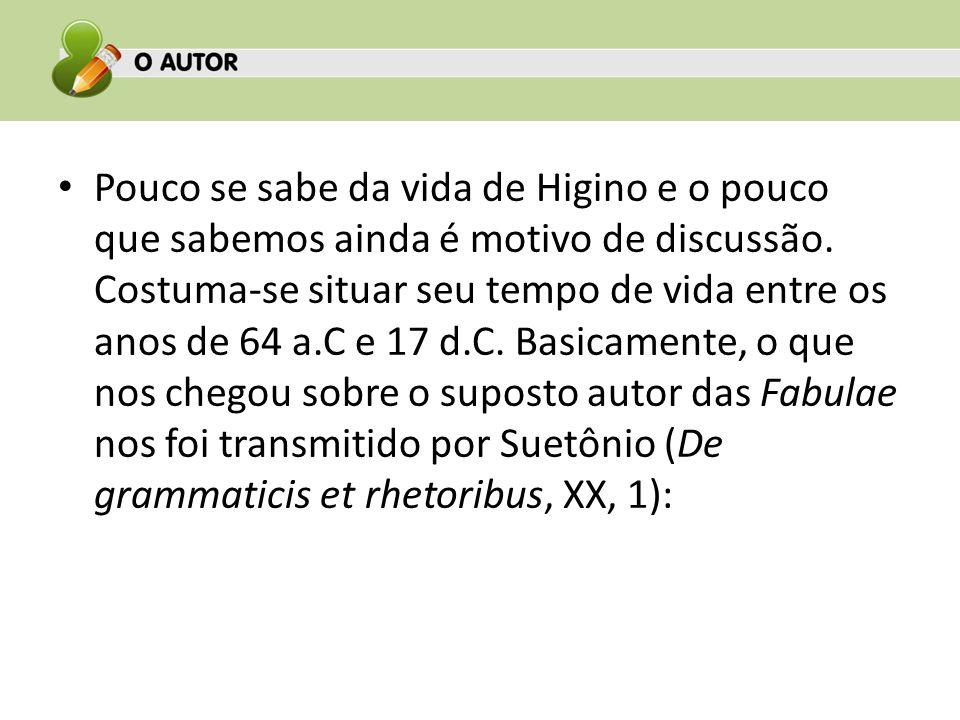 Atividade rápida 3 02: Verta ao português as seguintes sentenças e indique os casos em que estão as palavras sublinhas: a) Amphitryon Oechaliam expugnauit.