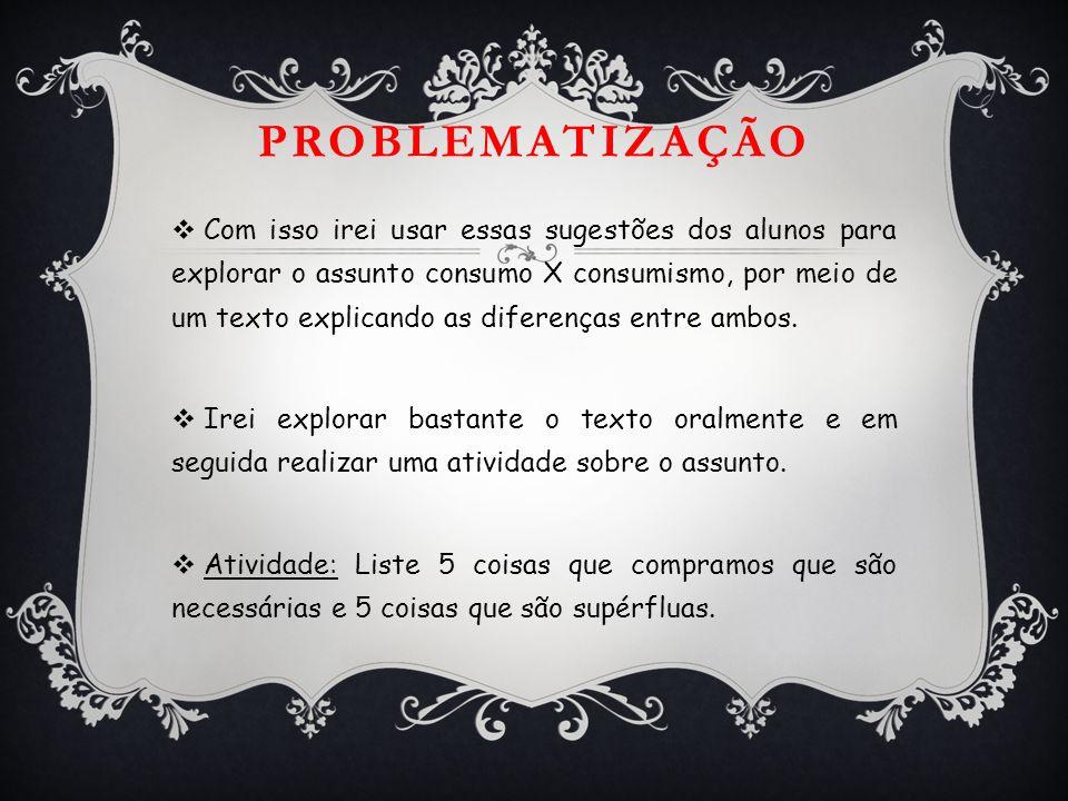 SITUAÇÕES-PROBLEMA
