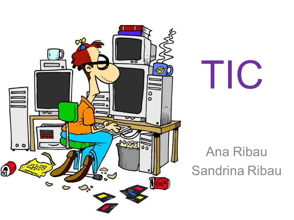 TIC Ana Ribau Sandrina Ribau