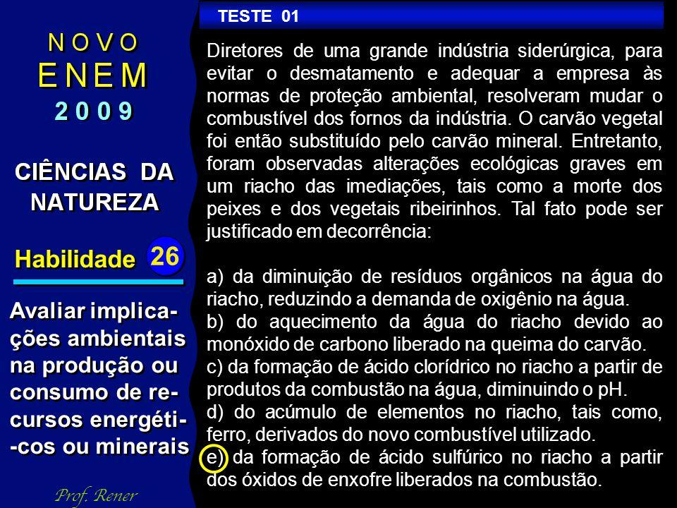 Habilidade 26 Prof.