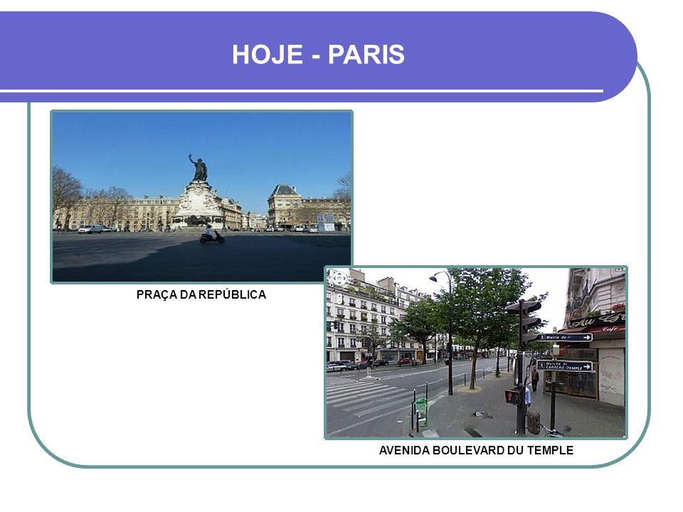 2012 - PARIS A FOTO ORIGINAL ABRANGE ALGUM PONTO ENTRE AS SETAS VERMELHAS, DENTRO DA PRAÇA DA REPÚBLICA AVENIDA BOULEVARD DU TEMPLE LOCAL DO HOTEL DIO