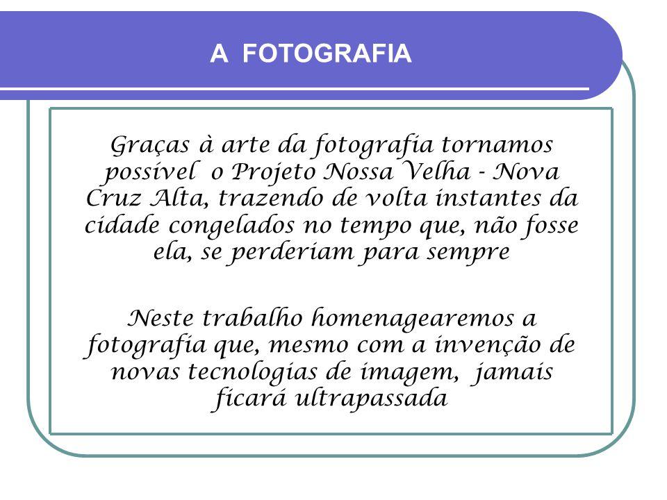 NENHUMA OUTRA FORMA DE EXPRESSÃO ARTÍSTICA É TÃO CONTUNDENTE, TÃO PROFUNDA, TÃO CRUA, TÃO EMOTIVA COMO UMA FOTOGRAFIA Gravação do Desfile da Mocidade pelo Canal 3, em 1966 A FOTOGRAFIA