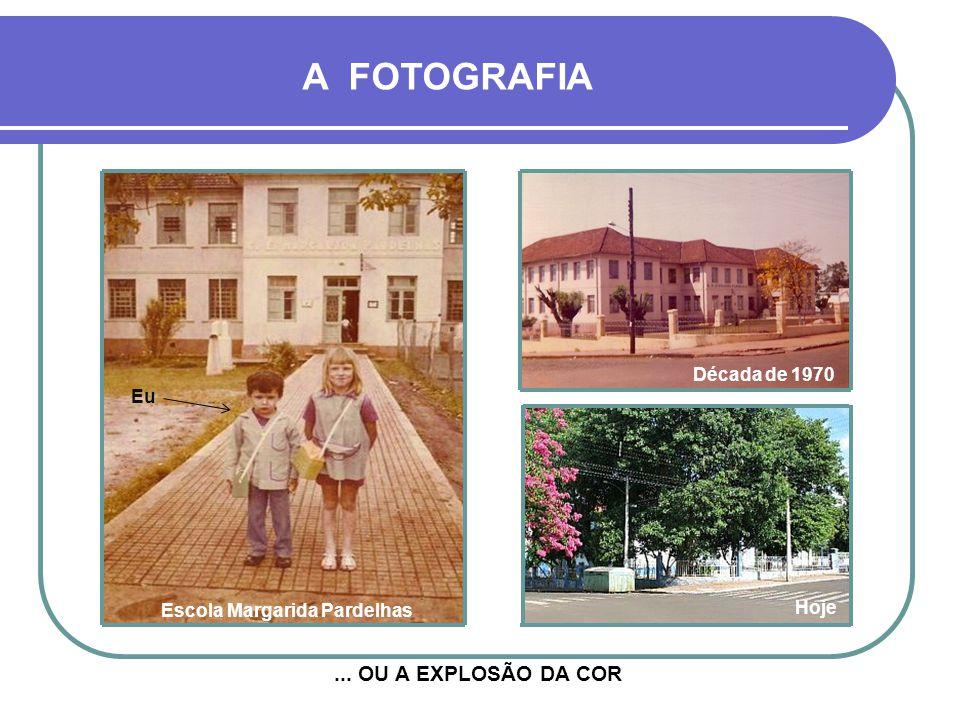 A FOTOGRAFIA A FOTOGRAFIA É A SÍNTESE DO PRETO E BRANCO...
