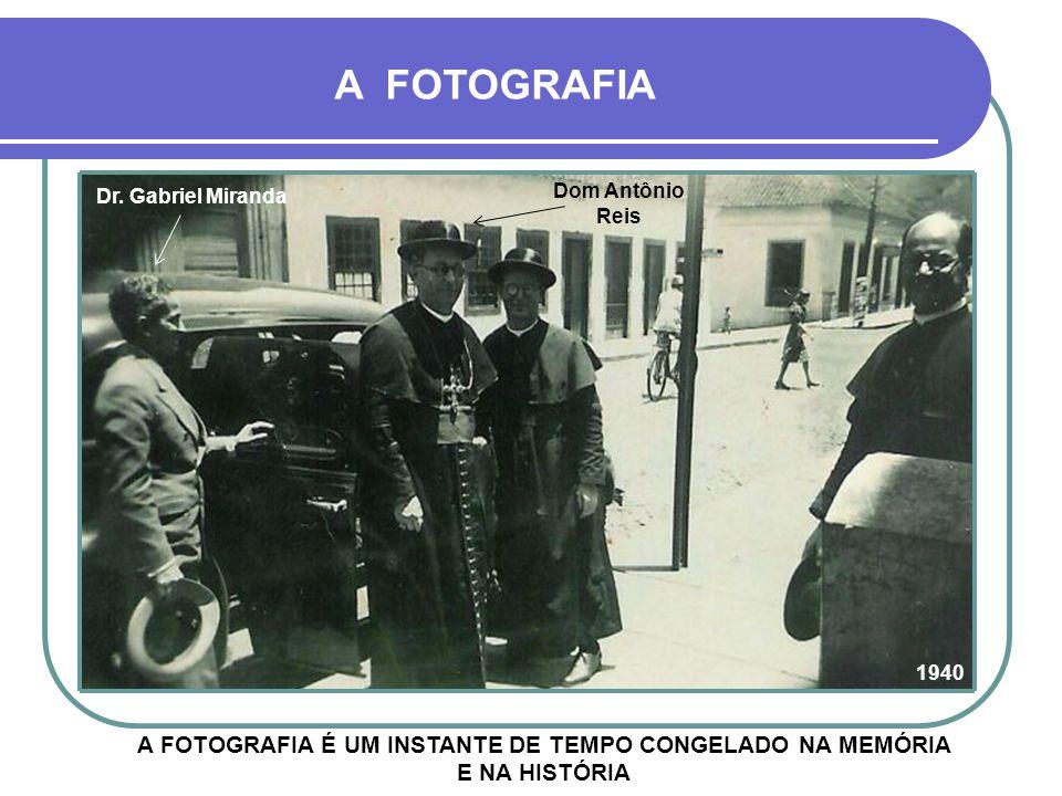 A FOTOGRAFIA SEMPRE NOS DIZ ALGO A FOTOGRAFIA