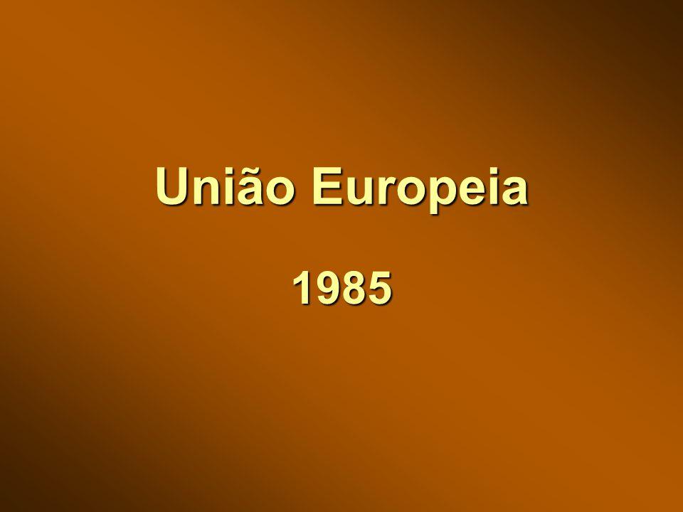 União Europeia 1985