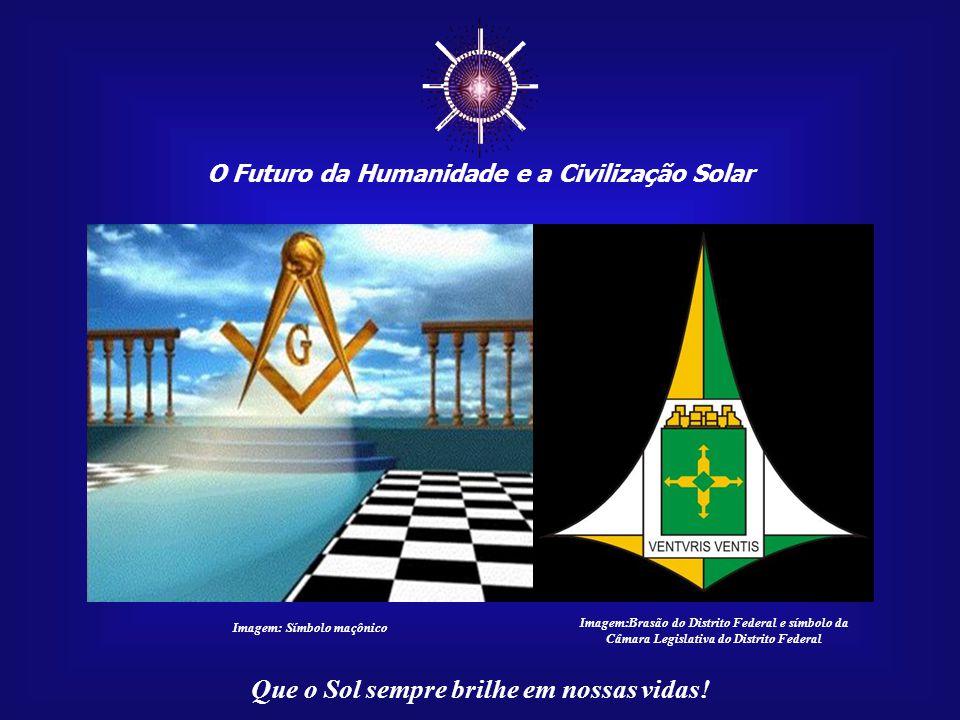 ☼ O Futuro da Humanidade e a Civilização Solar Que o Sol sempre brilhe em nossas vidas! Imagem: http://stat.correioweb.com.br O Palácio da Alvorada, q
