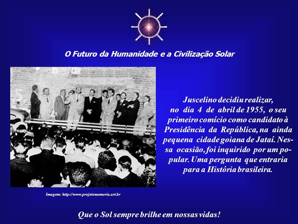 """☼ O Futuro da Humanidade e a Civilização Solar Que o Sol sempre brilhe em nossas vidas! """"Sendo Presidente da República o Exmo. Sr. Dr. Epitácio da Sil"""