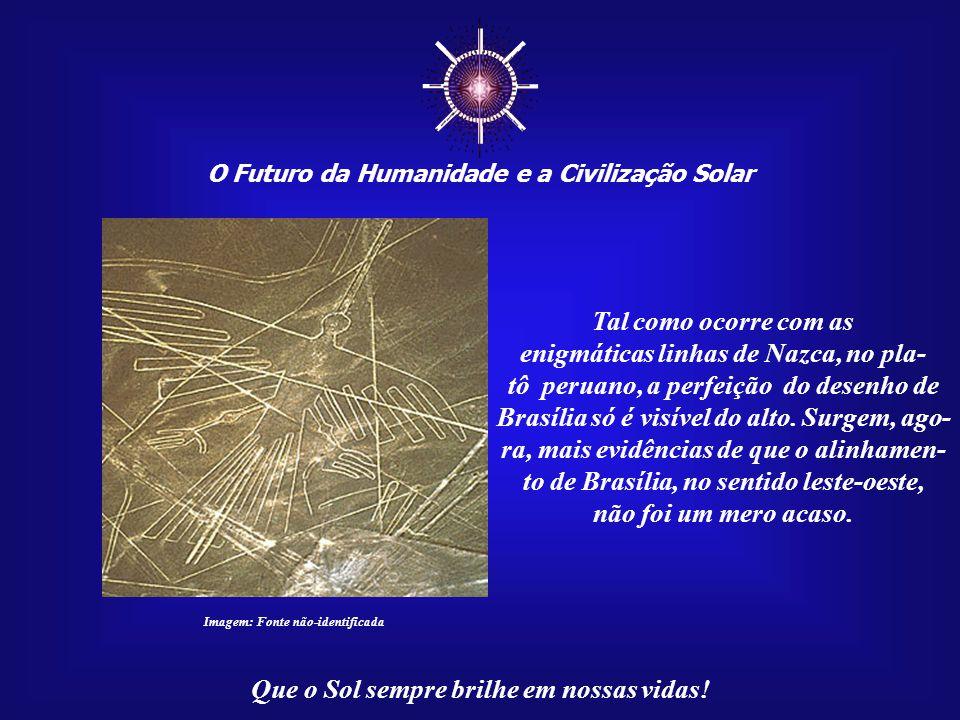 ☼ O Futuro da Humanidade e a Civilização Solar Que o Sol sempre brilhe em nossas vidas! Imagem:http://touregypt.net/museum/tutl60.jpg Imagem:http://fo
