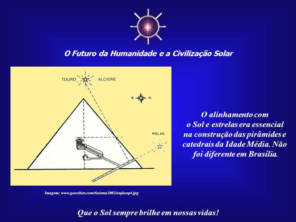☼ O Futuro da Humanidade e a Civilização Solar Que o Sol sempre brilhe em nossas vidas! Imagem: http://touqenemposso.blogs.sapo.pt Templo mortuário de