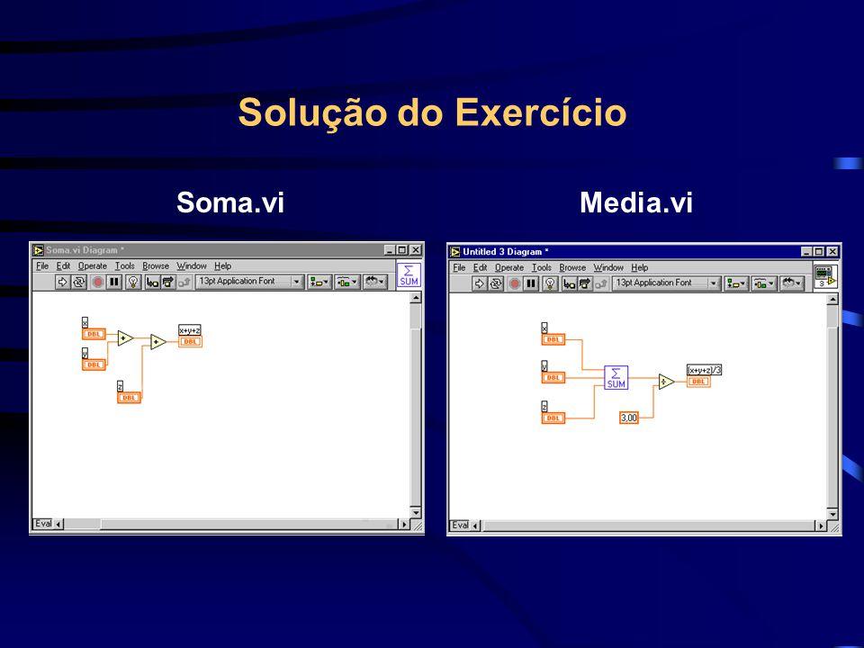 Solução do Exercício Soma.viMedia.vi