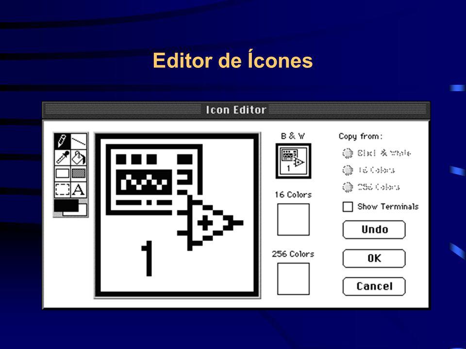 Editor de Ícones