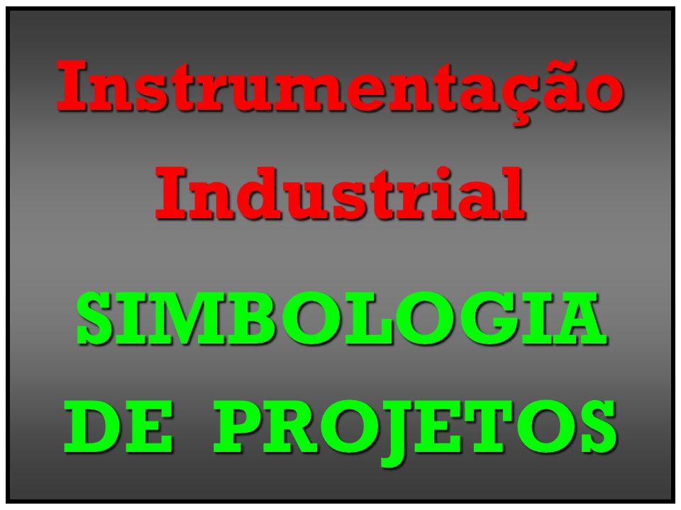 InstrumentaçãoIndustrialSIMBOLOGIA DE PROJETOS
