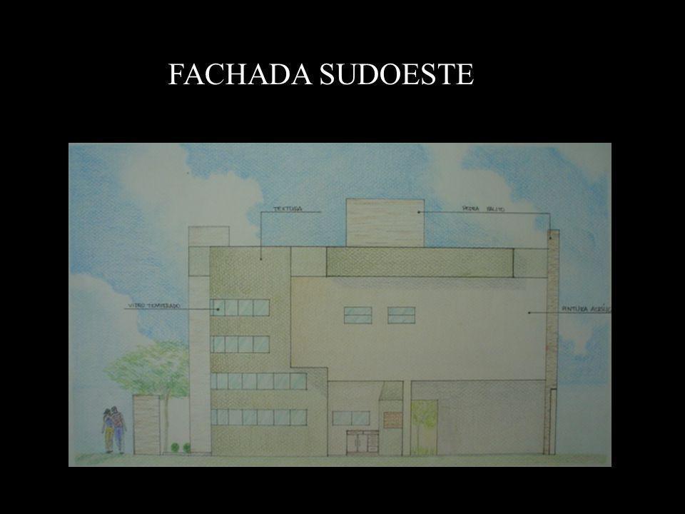 FACHADA SUDOESTE