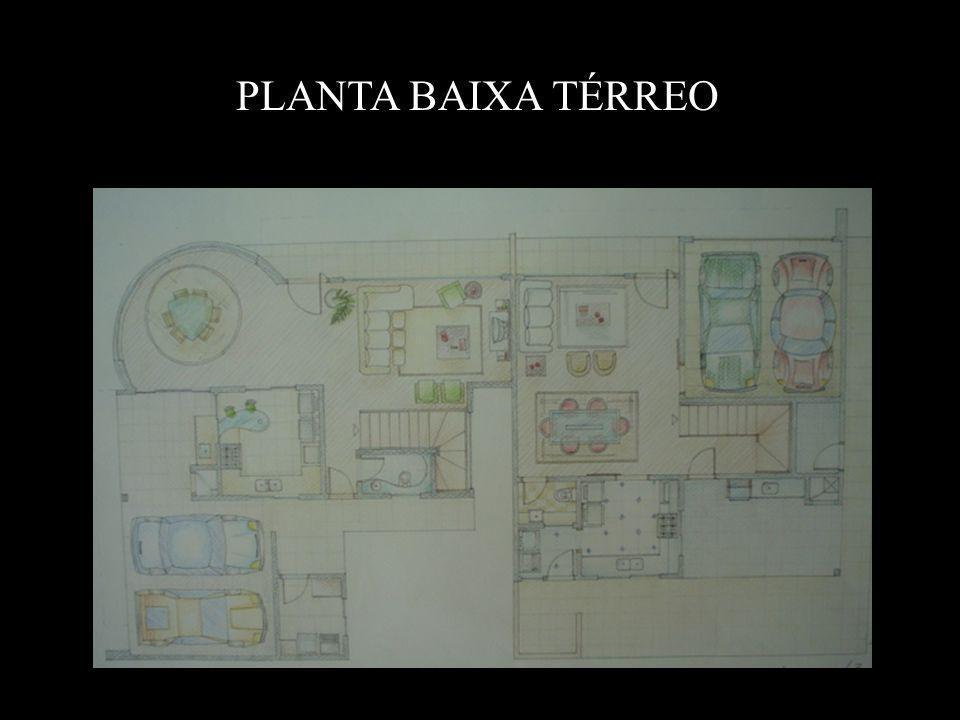 PLANTA BAIXA TÉRREO