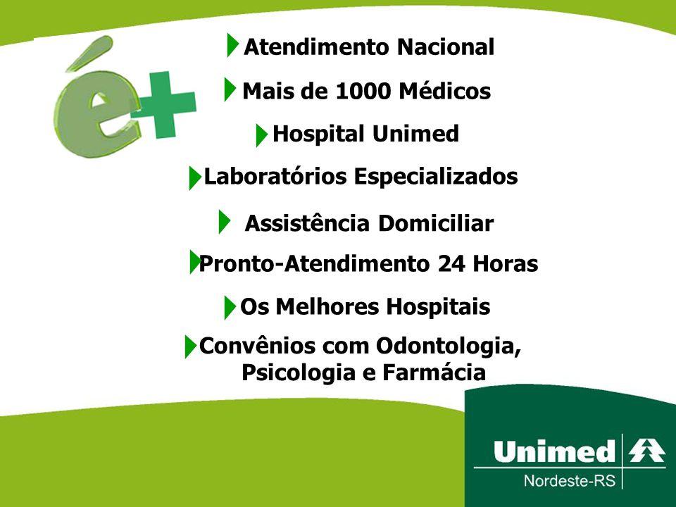 Atendimento Nacional Mais de 1000 Médicos Hospital Unimed Laboratórios Especializados Pronto-Atendimento 24 Horas Os Melhores Hospitais Convênios com