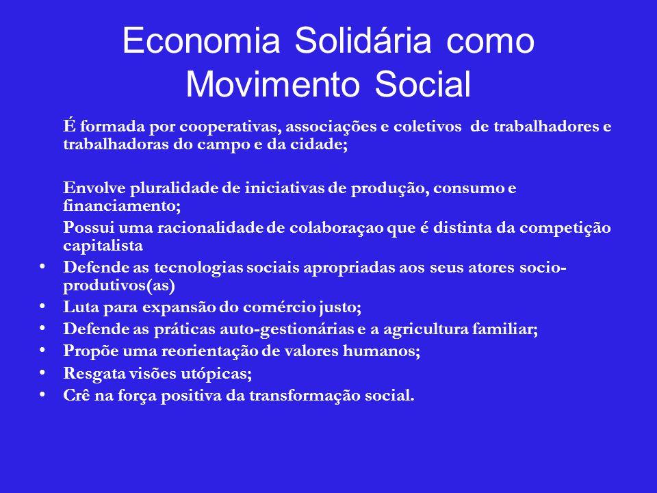 *Comércio Justo* O comércio justo tem + 50 anos de existência como movimento de comércio alternativo e diferenciado.