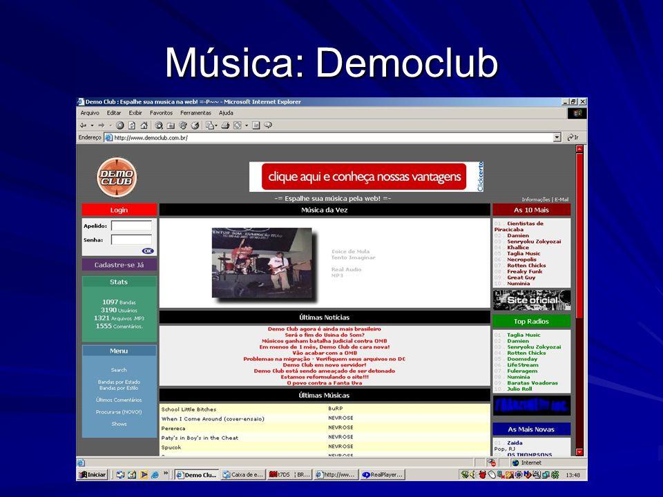 Música: Democlub