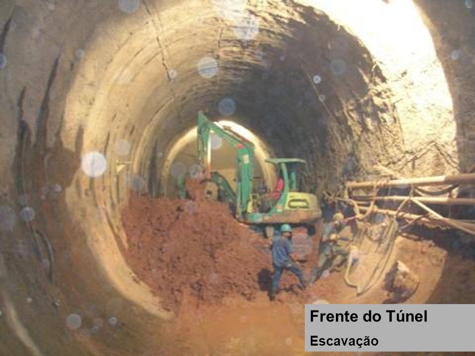 20 ANOS METRORECRecife 21/jun/2005 Foto Via 1 Via 1 Frente do Túnel Escavação