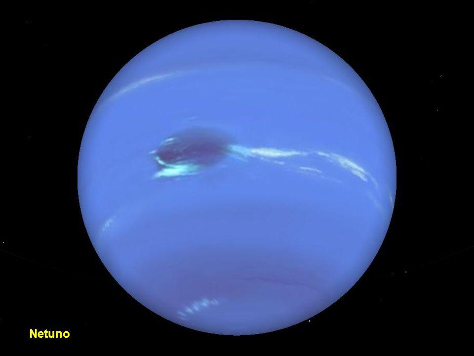 Órbitas de Urano e Satélites