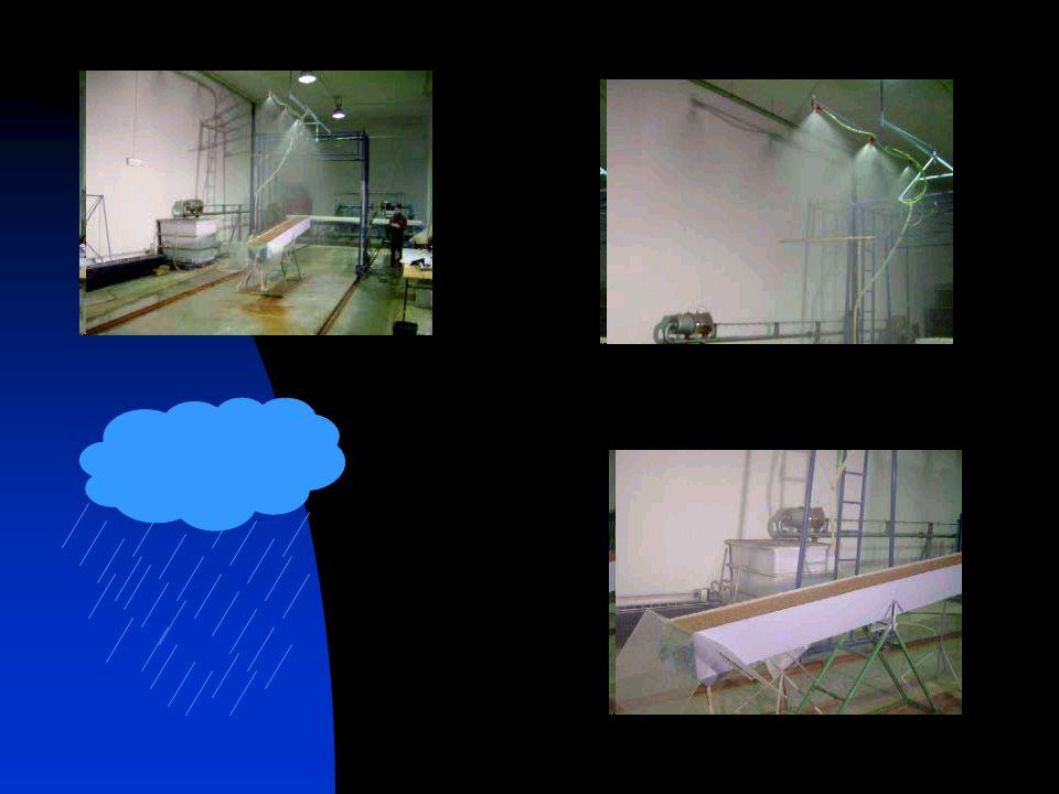 Resultados ignorar o movimento da chuvada pode resultar em estimativa por defeito ou por excesso dos caudais de ponta