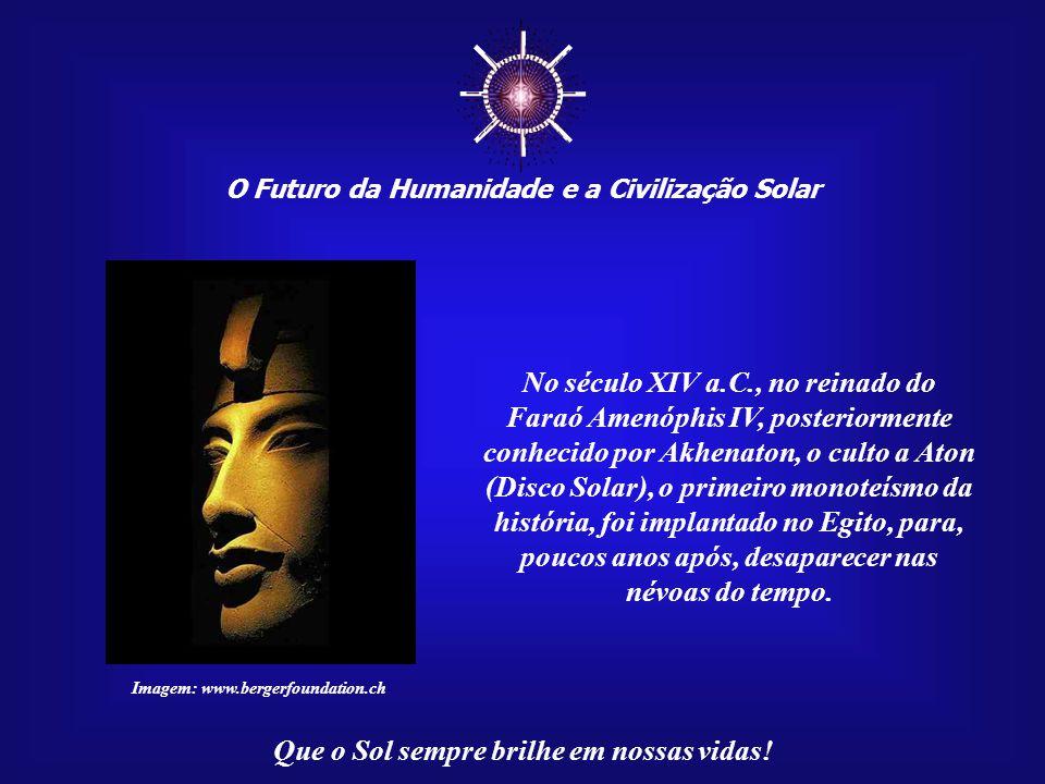☼ Mensagem 021/100 O Futuro da Humanidade e a Civilização Solar Campo Grande – MS Julho - 2007 Tecle para avançar