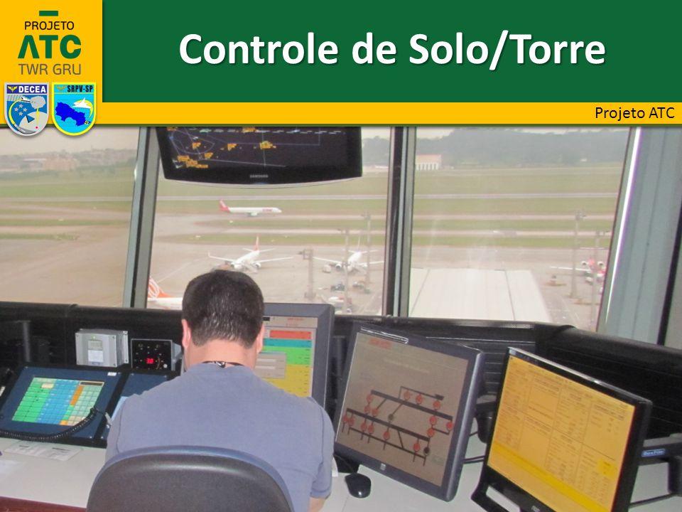 Controle de Solo/Torre Projeto ATC