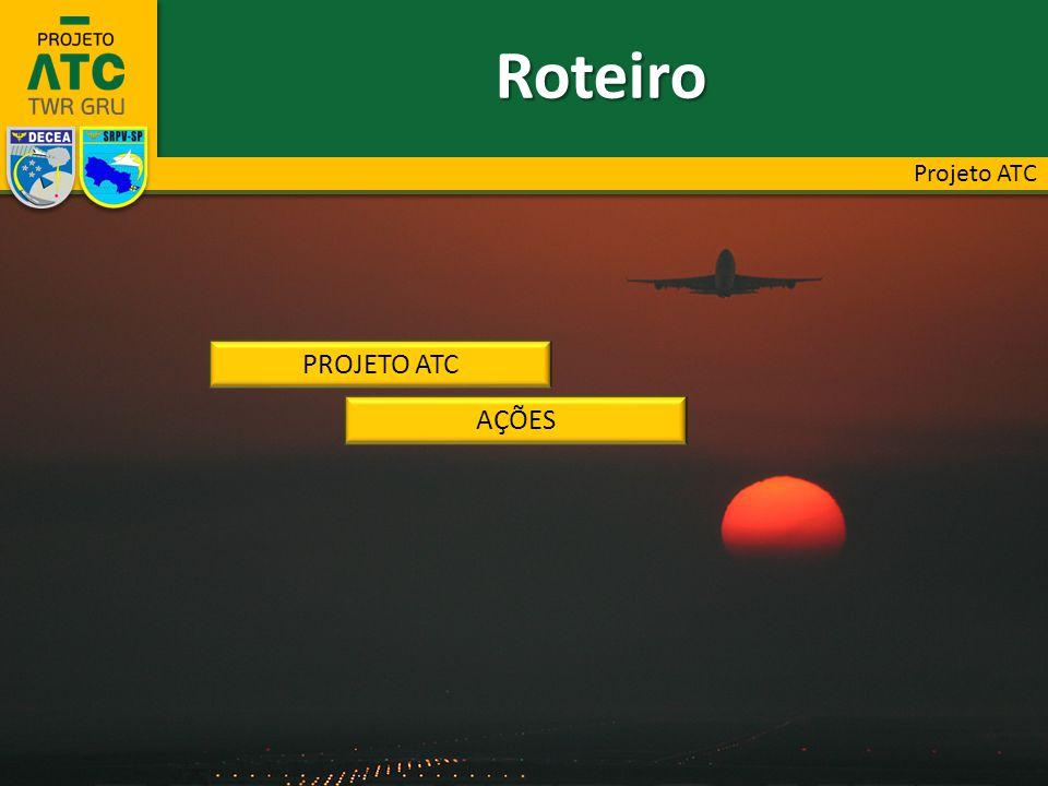 2010 x 2011 Projeto ATC Sustentabilidade