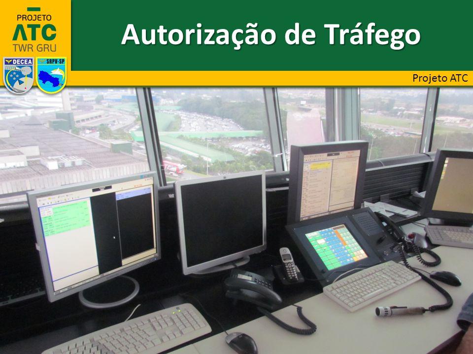 Autorização de Tráfego Projeto ATC
