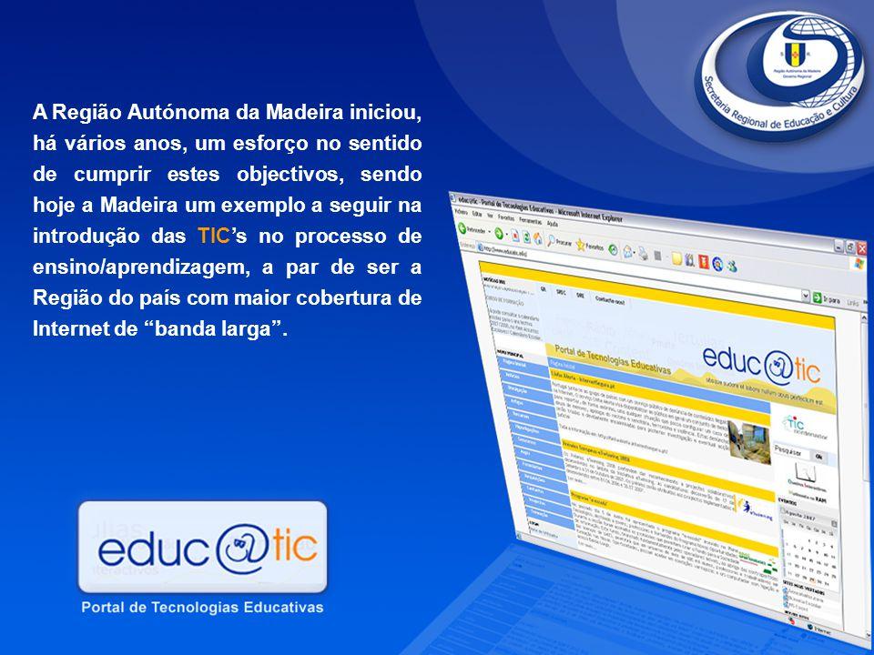 A Região Autónoma da Madeira iniciou, há vários anos, um esforço no sentido de cumprir estes objectivos, sendo hoje a Madeira um exemplo a seguir na i