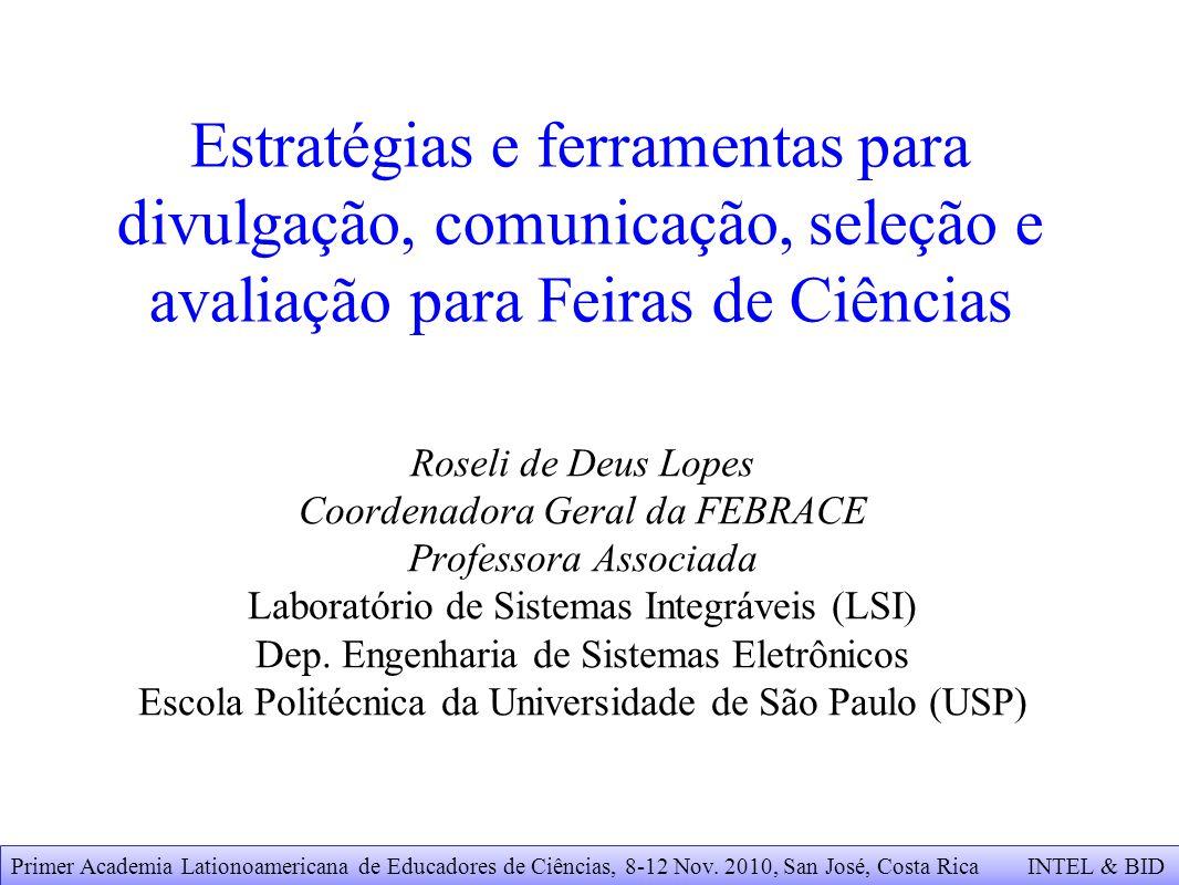 Universidade de São Paulo, por meio da Escola Politécnica Coordenação Profs.