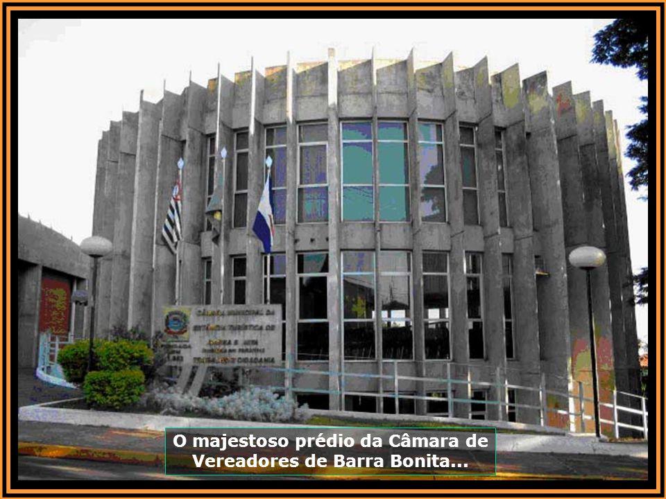 Prédio do Museu Histórico Luis Saffi, antiga estação ferroviária de Barra Bonita...