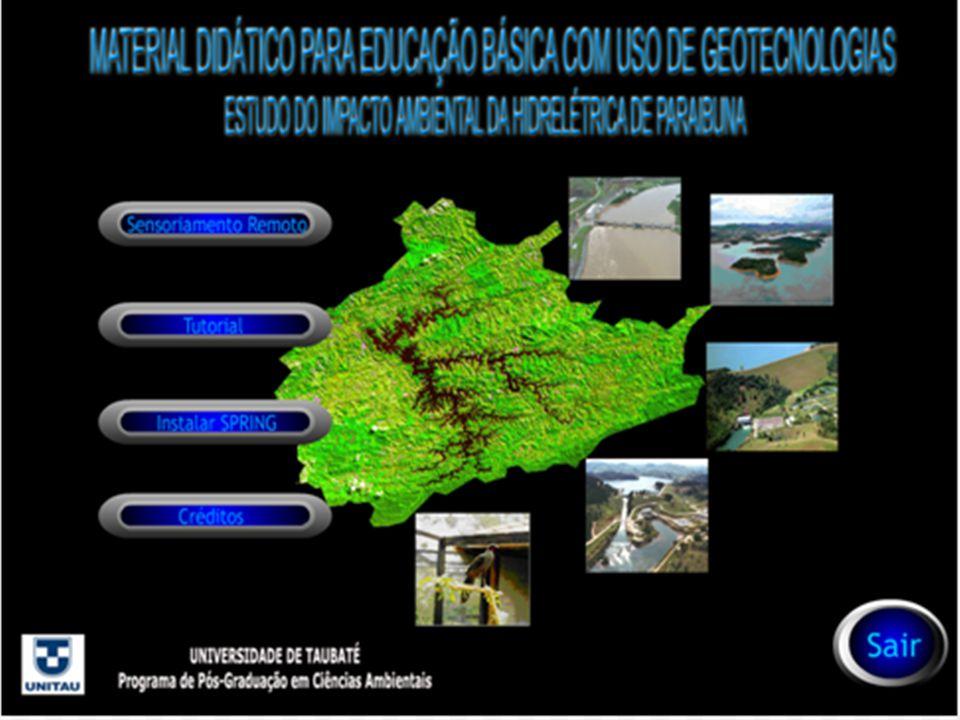 UNIVERSIDADE DE TAUBATÉ Programa de Pós-Graduação em Ciências Ambientais Campus de Ciências Agrárias - Turma XIV – 2006 MATERIAL DIDÁTICO
