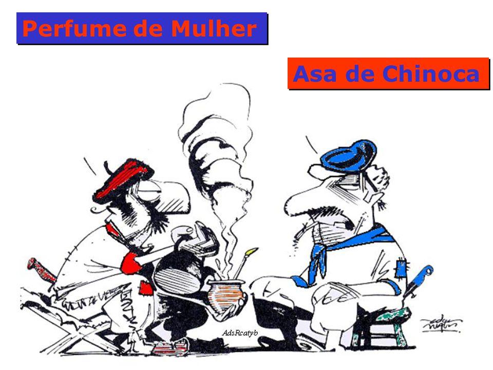 Sansão e Dalila O Chifrudo e a China