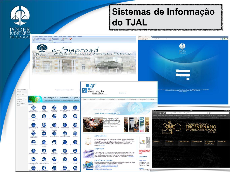 Sistemas de Informação do TJAL