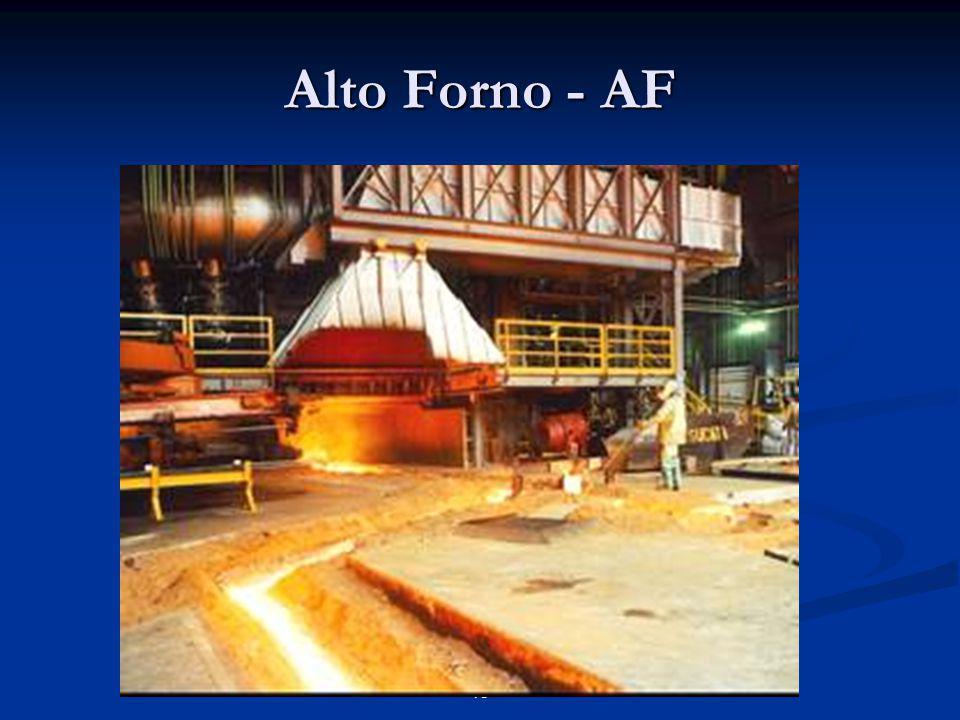 Alto Forno - AF 16