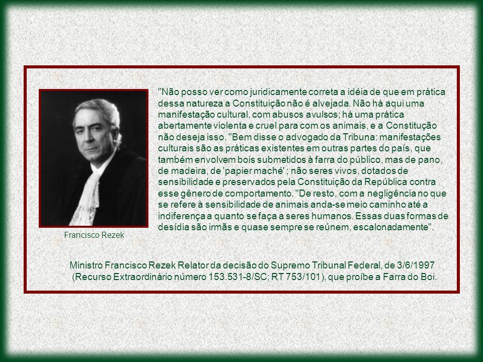 Foto publicada na Revista Veja em 1997