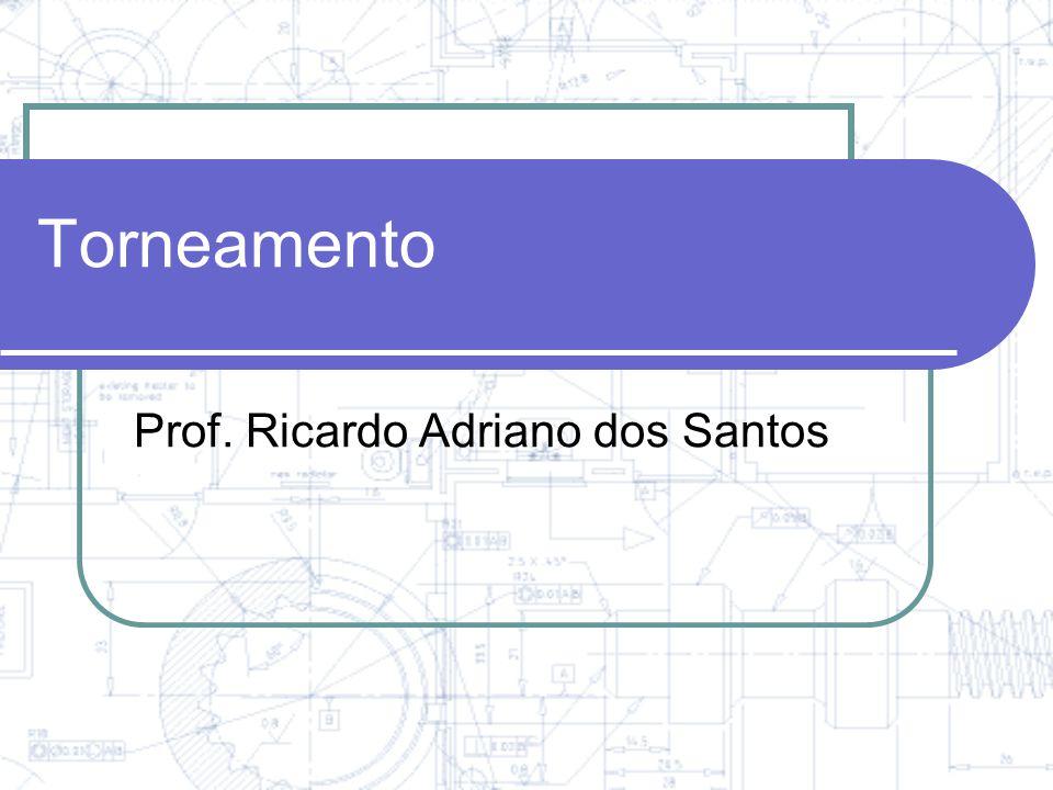 Torneamento Prof. Ricardo Adriano dos Santos